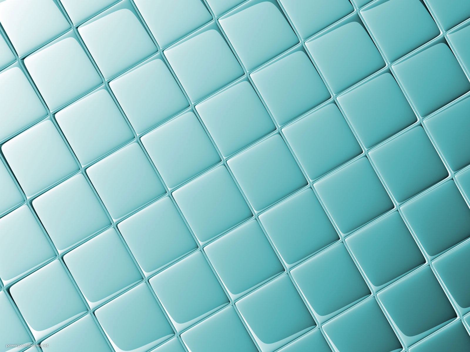 Fresh Blue Tile Background