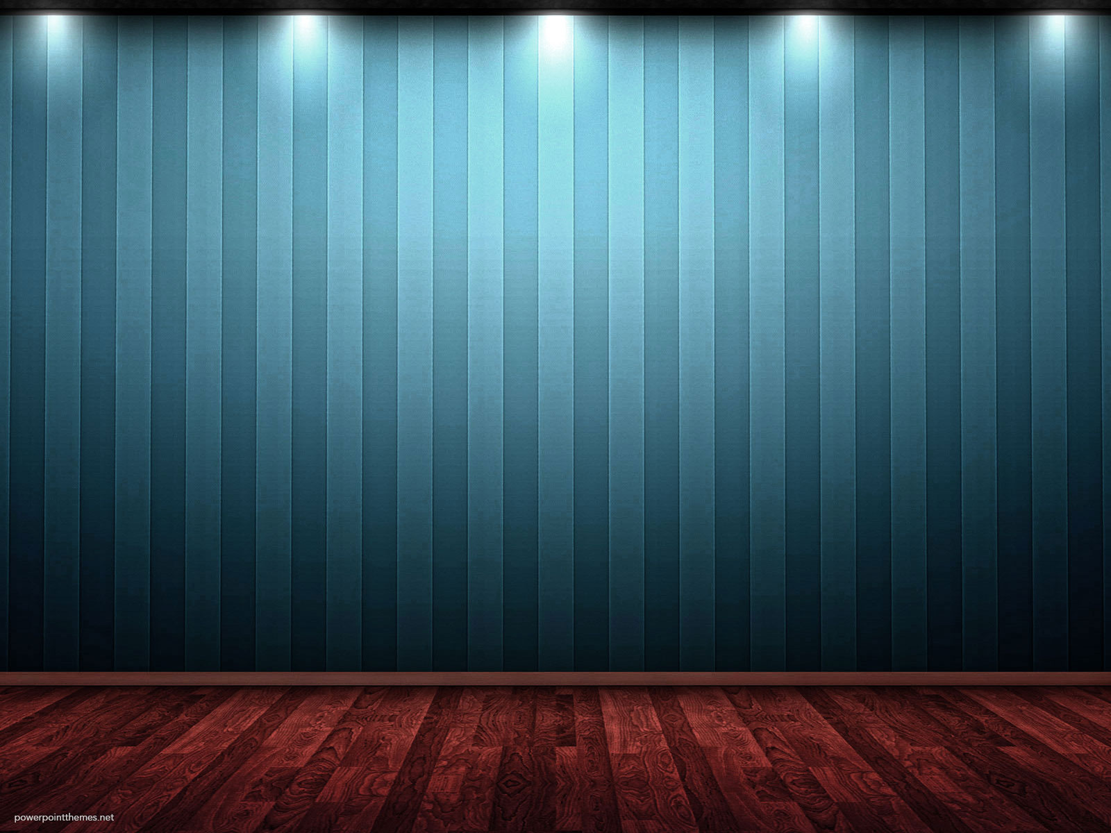 Lighting Wood Background