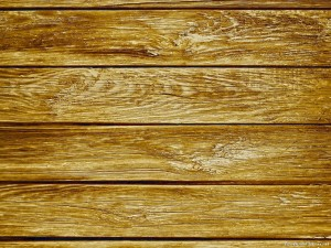 Wooden Wall Powerpoint Background