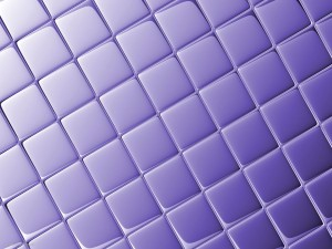 Elegant Purple Tile Background