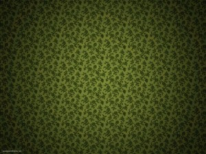 Green Batik Modern Background