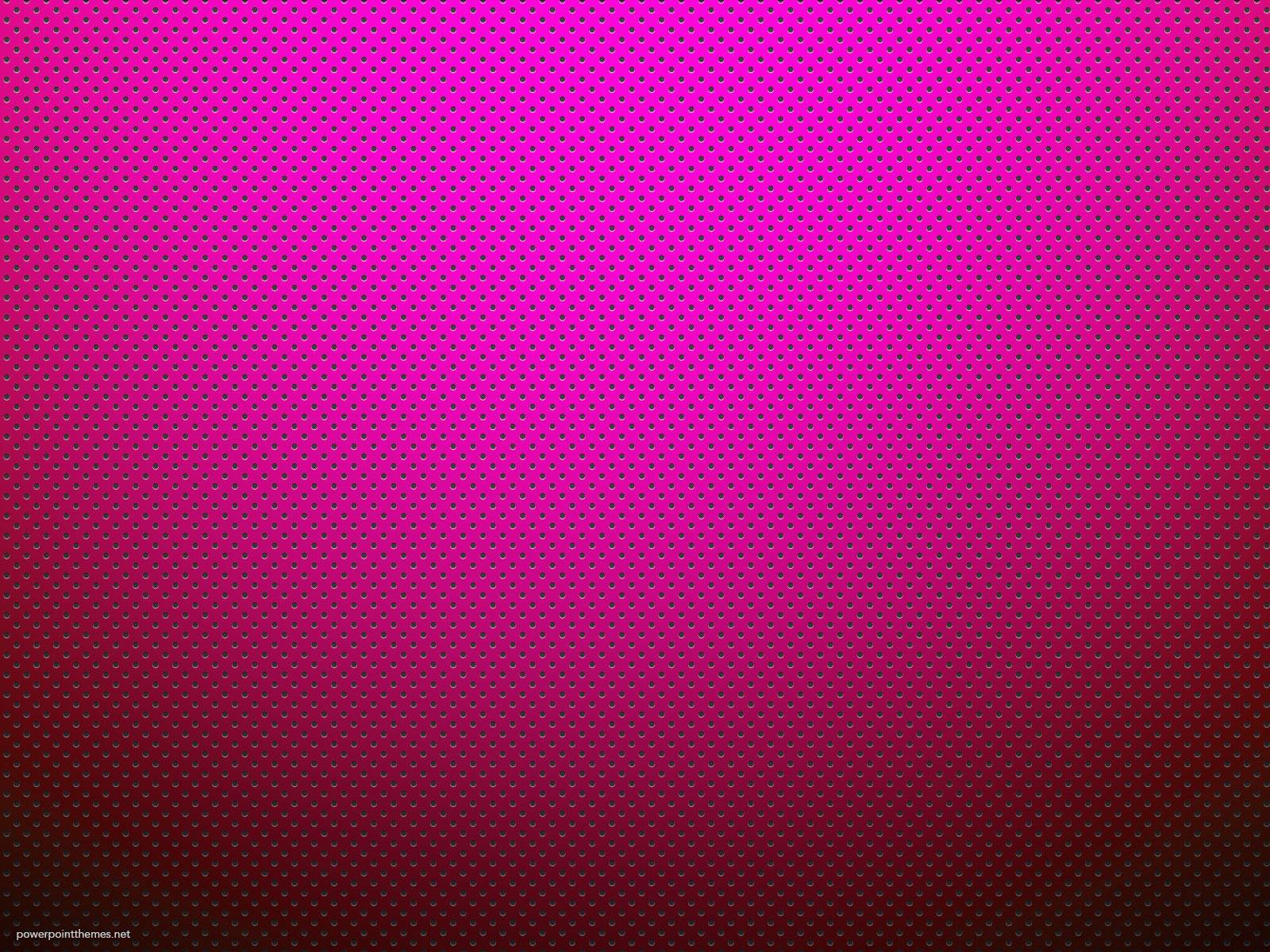 Pink Polkadot Background