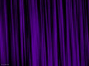 Purple Curtain Powerpoint Background