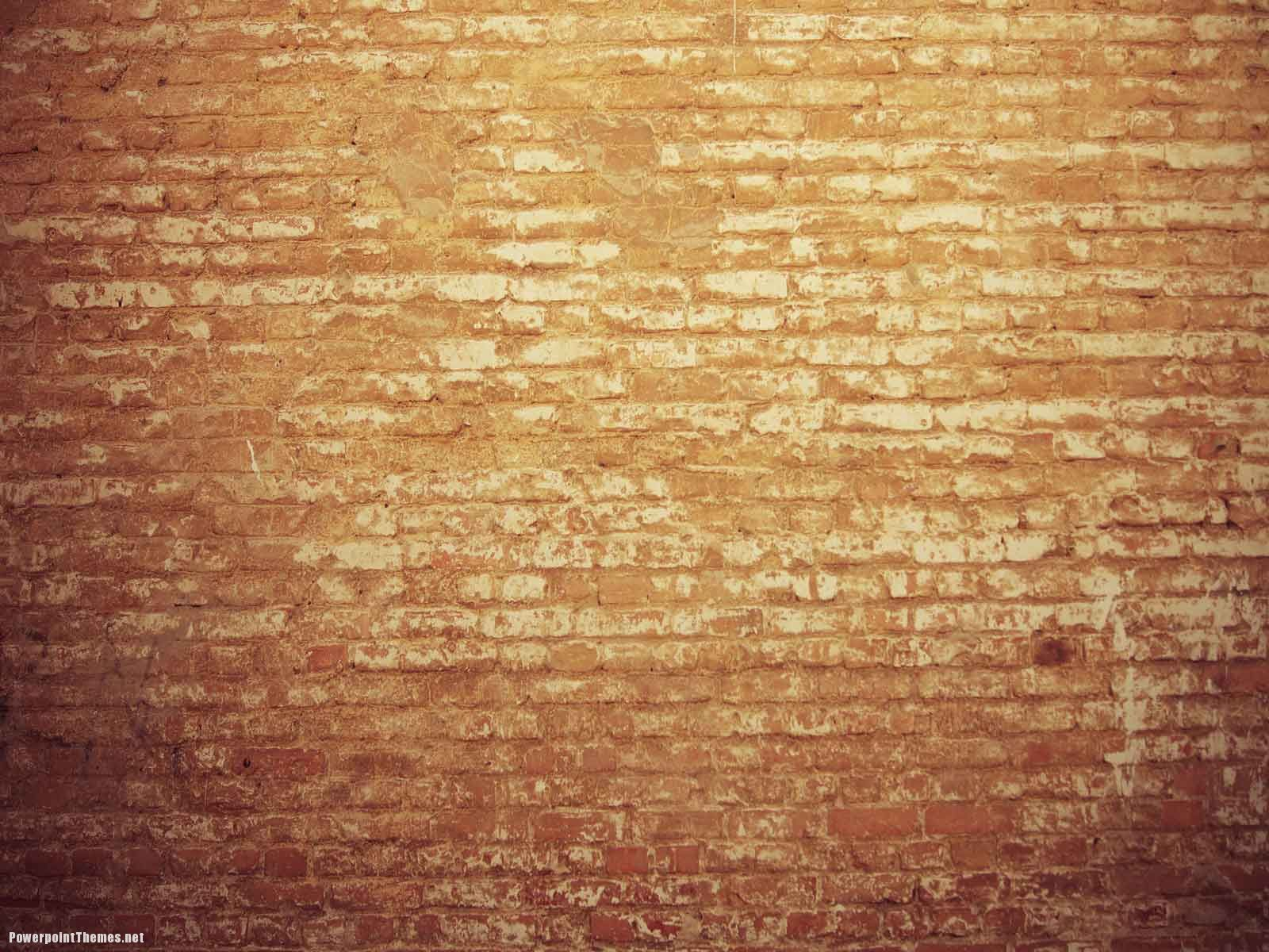 HD Brick Wall Background